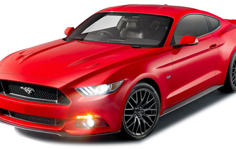 Ford Mustang will be offered in the Indian Automobile Market.