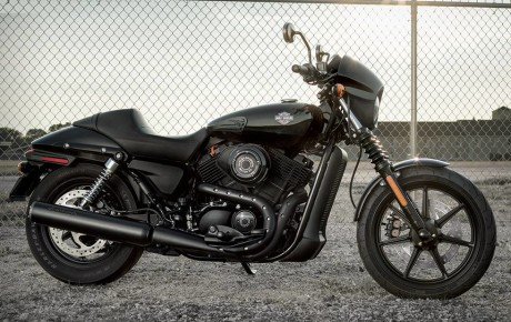 Upcoming New Harley-Davidson Street 500 2016