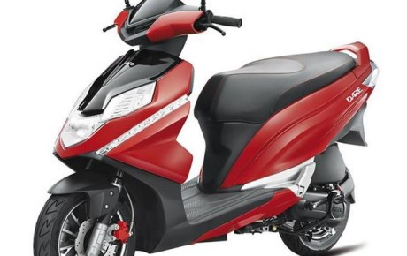 Hero MotoCorp Dare 125 is the company initial 125cc Scooter.