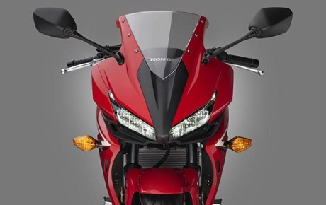 Honda has propelled the New Honda CBR500R 2016 in India.