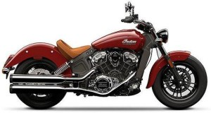 Indian Scout - Rs. 12.06* lakh
