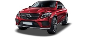 Mercedes-Benz GLE Coupe - Rs. 86.40* lakh