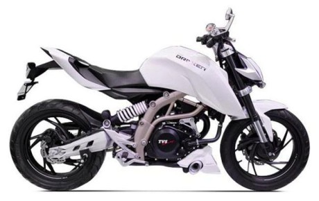 TVS Company wants to present upcoming New Apache RTR 200 cc 2016 bike.