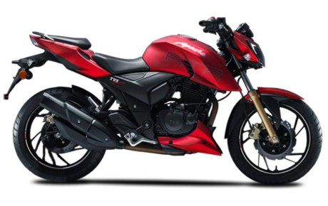 New TVS Apache RTR 200 4V Review 2016