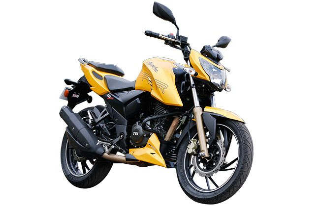 New TVS Apache RTR 200 4V Review 2016, Pros, Cons