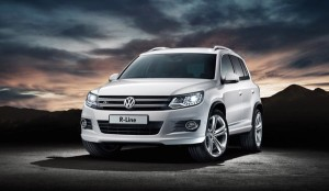 Volkswagen Tiguan Compact SUV dispatched in India some time in 2016.