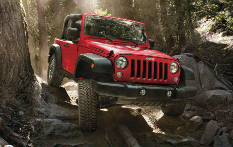 Jeep Wrangler comes on 2016 in India.