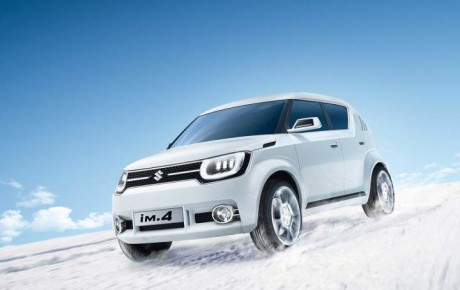 Upcoming Maruti Suzuki Ignis 2016