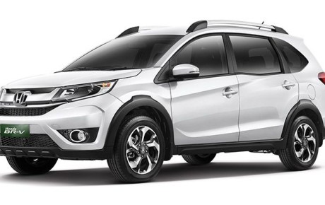 2016 Honda BR-V has been launched at the 2016 Auto Expo in India