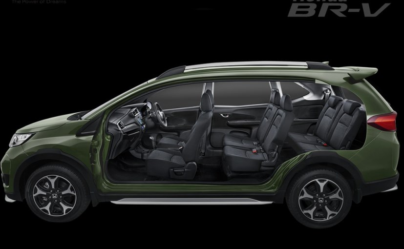Aston Martin Offers >> Car N Bike Expert » 2016 Honda BR-V Interior HD Picture