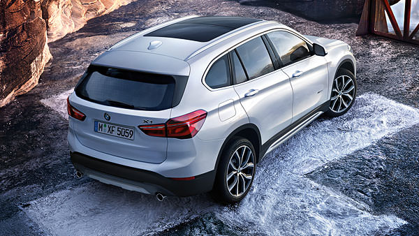 new bmw x1 2016 launched in india at rs lakhs car n bike expert. Black Bedroom Furniture Sets. Home Design Ideas