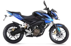 Bajaj Pulsar 200NS - Rs. 91,553*