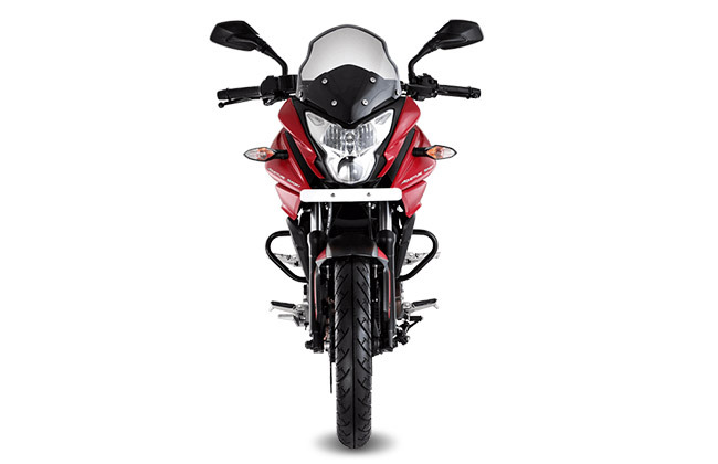 Car N Bike Expert » Bajaj Pulsar AS150 Front View HD Image
