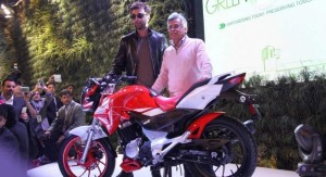 Hero MotoCorp Xtreme 200S launched at 2016 Auto Expo