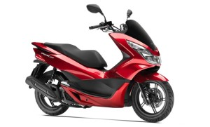 Honda PCX 125 Scooter launching in India at the end of the year