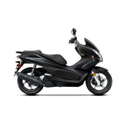 Honda PCX Side view HD Image