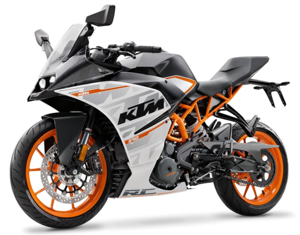 2016 Ktm Rc 390 Abs Launched In India At Rs 2 05 Lakh