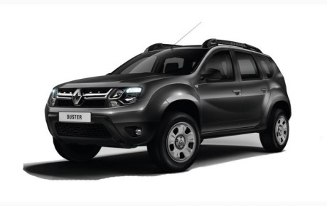 Upcoming New Renault Duster Facelift 2016