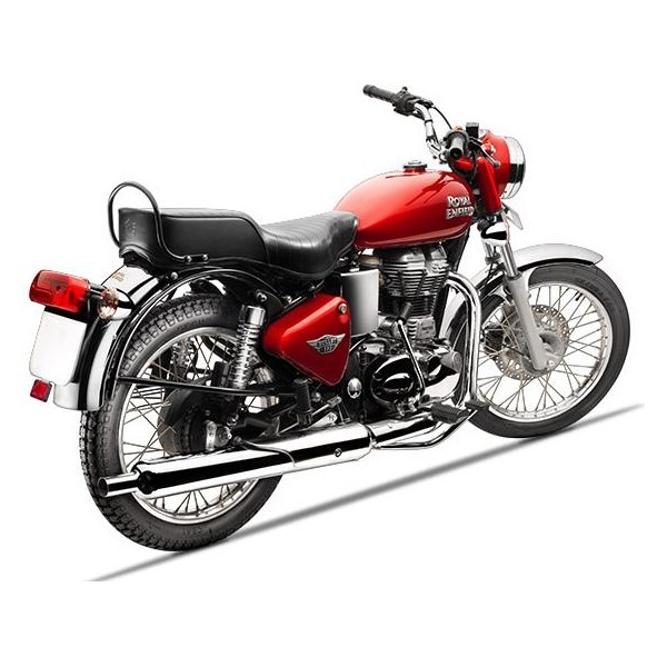 Royal Enfield Bullet Electra Back view Picture