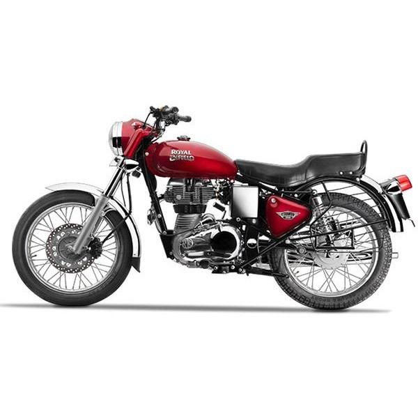 Royal Enfield Bullet Electra Side view Pic