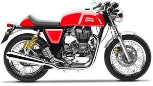 Royal Enfield Continental GT - Rs. 1.92* lakh