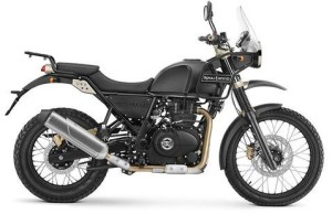 Royal Enfield Himalayan - Rs. 1.55* lakh