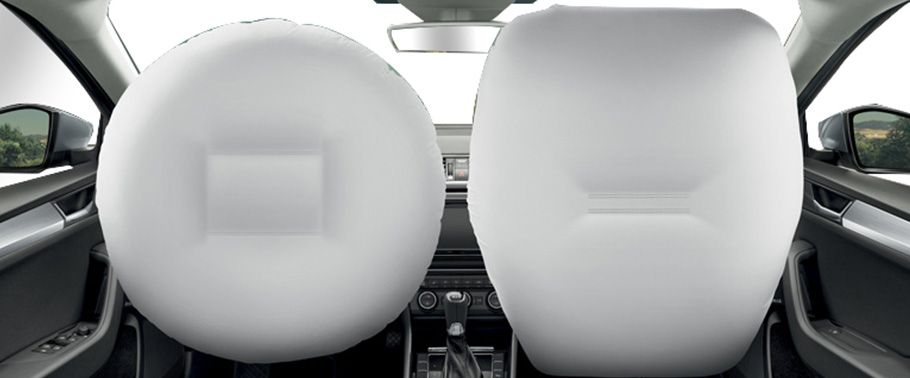 Skoda Superb Airbag