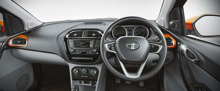 Tata Tiago interior Dashboard HD Picture