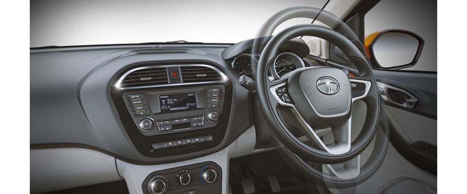 Tata Tiago tilt and Telescopic Steering