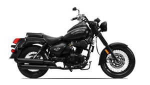UM Renegade Commando - Rs. 1.59* lakh
