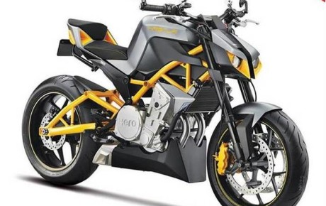 Upcoming Hero Hastur Bike launched at the last month of 2016