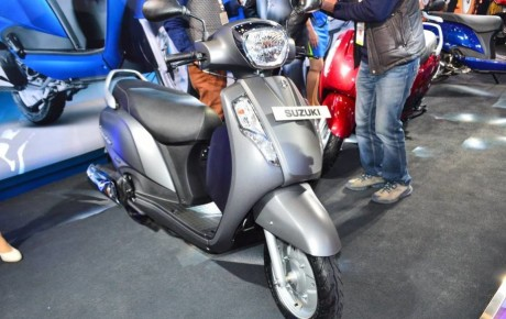 Upcoming Suzuki Access 125 2016 has launched in the 2016 Auto Expo