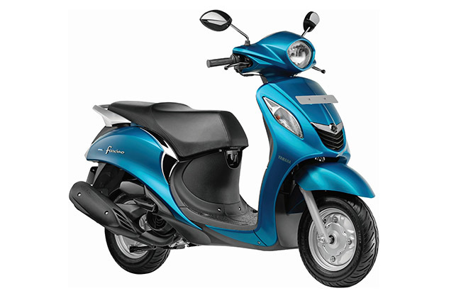 Electric Scooter With Seat >> Yamaha Fascino Review | Advantage | Disadvantage | Car N ...
