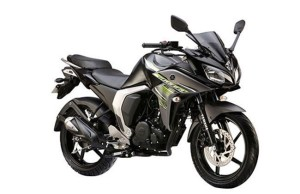 Yamaha Fazer Fi Version 2.0 Black HD Wallpaper Free Download