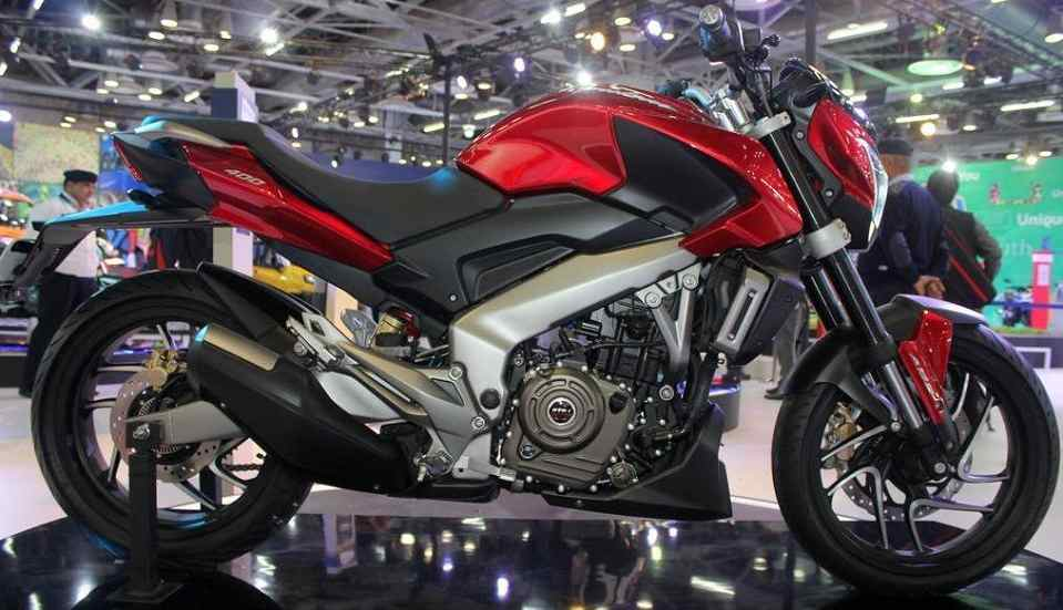 Bajaj Dominar 400 HD Wallpaper