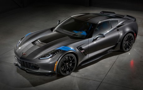 Chevrolet Corvette Grand Sport 2017 unveiled at 2016 Geneva Motor Show