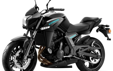 Eider CFMOTO 650 NK Bike has launched in India at Rs. 3.37 lakh