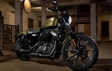 Harley Davidson Iron 883 Expert Review