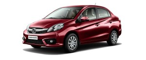 New Honda Amaze Facelift 2016 launched in India at Rs. 5.29 lakh