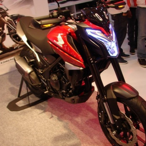 Honda CX01 HD Picture