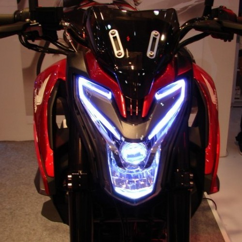 Honda CX01 Headlight