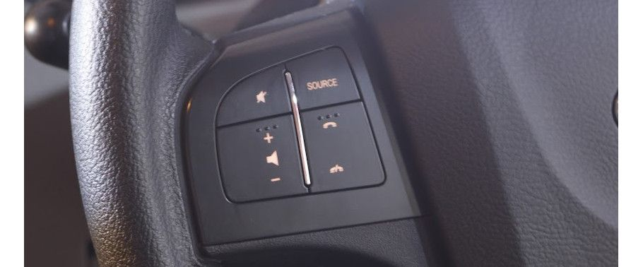 Mahindra NuvoSport Button on Power Steering