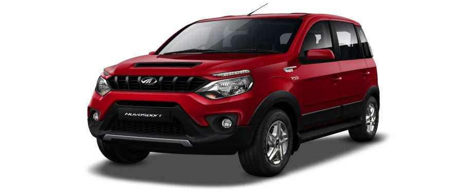Mahindra NuvoSport HD Wallpaper