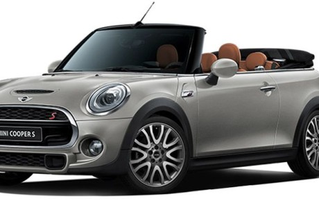 New Mini Cooper Convertible 2016 has launched in India at Rs. 34.90 lakh