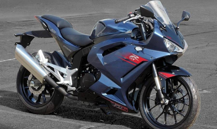 Upcoming Hyosung GT300R bike launched in India 2016 and replacing the old model of GT250R.