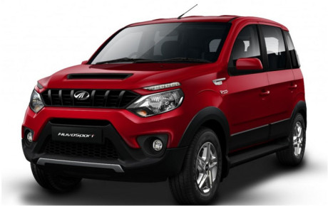 Mahindra Company will be launching the NuvoSport compact SUV on the April 2016