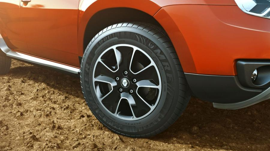 New Renault DUSTER Alloy Wheel