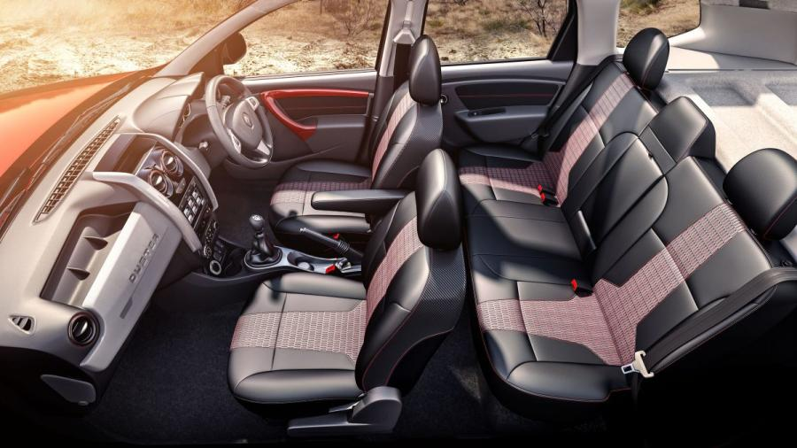 New Renault DUSTER Cabin