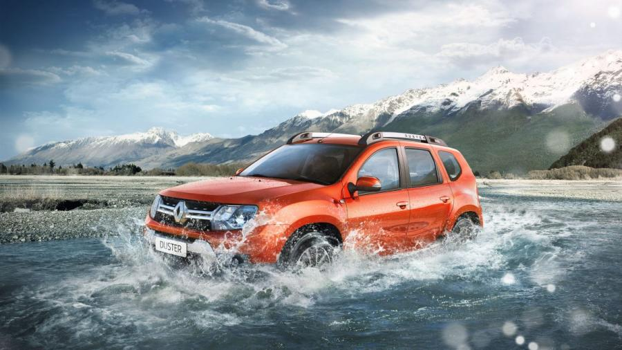 New Renault DUSTER HD Image