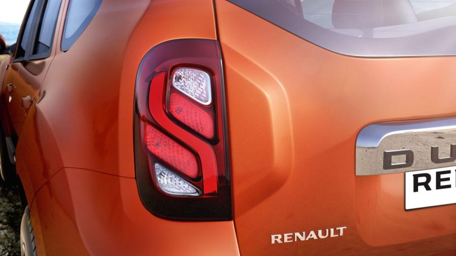 New Renault DUSTER Rear LED Light